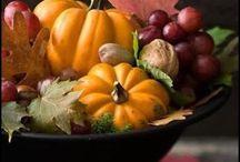 Glorious Fall! / Westbury strutts her stuff in the fall.