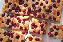 sour cherry recipes