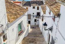 Reizen / Reizen door Spanje