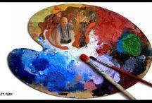SAİT IŞIK-Sanat İnsanı- artists, art advisor, painter / SANAT İNSANI SAİT IŞIK GÖRSELLERİ RESSAM GRAFİKER DUVAR RESSAMI SANAT DANIŞMANI KARİKATÜRİST SANAT EĞİTMENİ