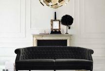 Samt Sofa / www.wohn-designtrend.de Samt Sofa | Wohnideen | Einrichtungsideen | Schöner wohnen | Wohnzimmer Ideen | Design Inspirationen #Wohnideen | #Einrichtungsideen | #Schöner wohnen | #Wohnzimmer Ideen | #Design Inspirationen