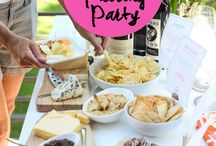 Wine Pairings / Dinner & Party ideas