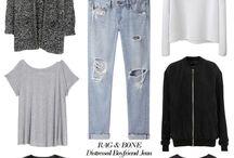Style: Boyfriend Jeans