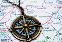 ♦ Compass rose ♦