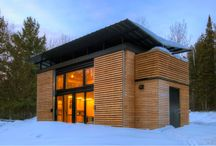 Small Prefab Homes / Functional. Economical. Environmentally Friendly