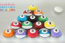 Sweetcheeks - our Cupcakes / A look at some of the cupcakes we create for you!