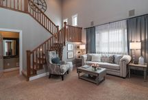 Living Rooms / Inspiration for living room layouts and interior design.