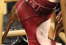 Fancy Footwork / by Alissa Lamoure