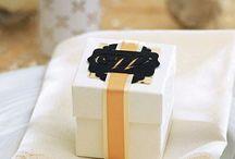 Mariage baroque cadeaux d'invités / Découvrez des idées de cadeaux d'invités pour un mariage sur un thème baroque - baroque wedding favors