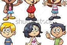 gyerek figurák