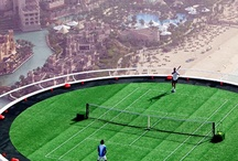Tennis courts / Tennis courts we want to play on