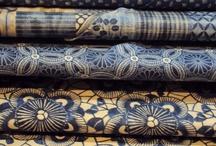 Fabrics / by Barbara Boyles