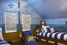 Nautical Home / Nautical design for any room