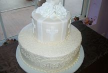 Religious Cakes / Fabulous cake ideas for Christenings, Communions and Confirmations