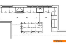 3D Renderings / Sometimes living in the same space for a long time makes it difficult to imagine it differently. That's why we try to provide every tool possible to help our clients visualize their new space. Here is a sample of the preliminary layouts and 3d renderings we provide for our clients to make their decision making process easier.