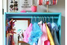 Garderobe udklædning