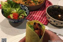 Dinners / Delicious vegan food - dinners