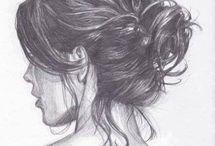 disegni matita