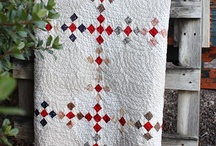 Red, White, & Blue Quilts