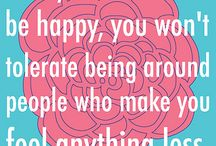 Quotes! / by Brittany Bushacher