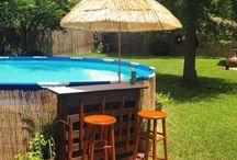 Garden - Pool