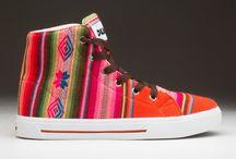 Schuhe aus Peru