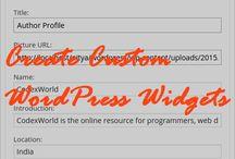 WordPress / WordPress tutorials by CodexWorld