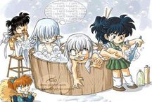 Inuyasha / If anyone knows this anime you are amazing