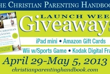 """The Christian Parenting Handbook"" Launch Week, iPad Giveway and More!!!!"