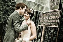 FEATURED: Wet Weddings / Rainy day wedding photos by Graham Crichton Photography - http://www.letustellyourlifestory.com