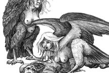 Fiction: Harpies / by Inbar