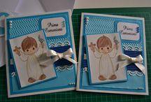 Cards Prima Comunione/Cresima