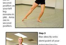 Ballet pro perception