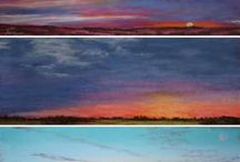 Landscapes, Sky and Ocean scapes
