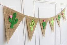 Fiesta cactus