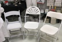 Chairs / Chair options offered