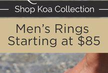 Wedding Men's Rings