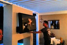 Home Theater / Ideas and pictures for APS Security Home Theater and Media Room systems