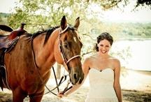 Real Bride Laurel Wears The Cotton Bride
