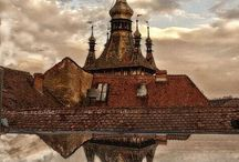 Calatorind prin Romania
