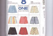 Patterns in my stash