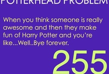 Potterhead problems