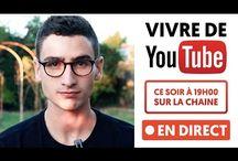 Paradise Médias Sociaux / Comment vivre de sa chaîne YouTube : 5 business models