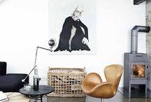 living room recreation / by Kathrin Otzmann