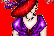 Red Hat Lady stuff !!