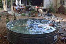 piscine tank