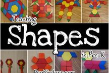 Shapes / by Debbie McBrayer