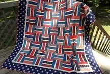 Quilting Love: Quilts of Valor / Masculine / by Karee