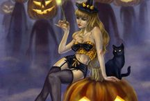 Witches and Halloween