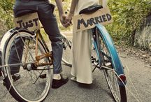 Wedding Photo Inspiration / Save the Dates and Wedding Day Photo-Op Inspiration